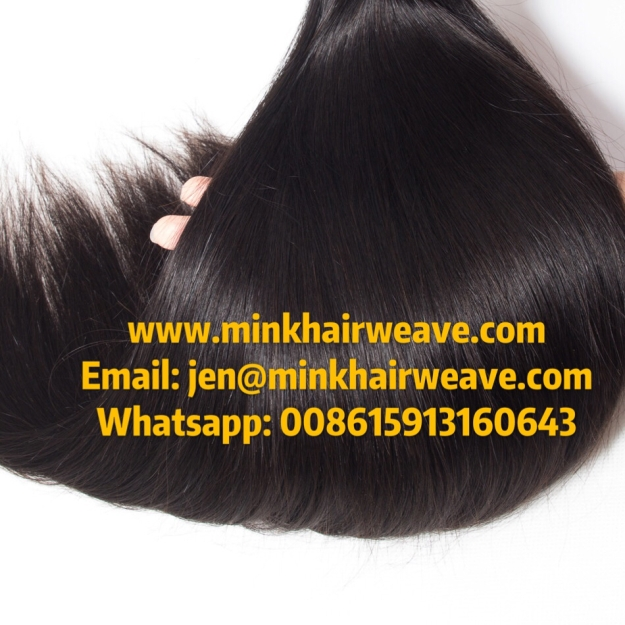 Buy Mink Hair Weave Brazilian Straight Hair Extensions Online Mink